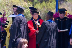 Graduation at UC Santa Barbara CC License Daniel Imfeld