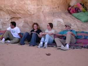 Study Abroad in Egypt CC License by Erin Berg