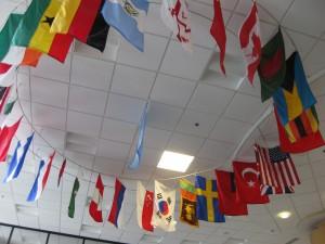 International Students @ DU