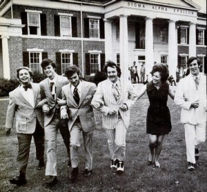 University of Alabama 1970 via GoogleBooks
