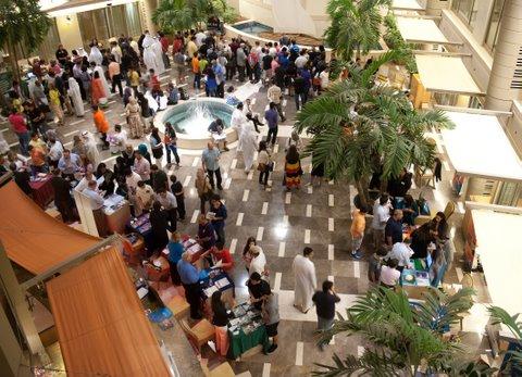 US University Fair – Middle East Spring 2017